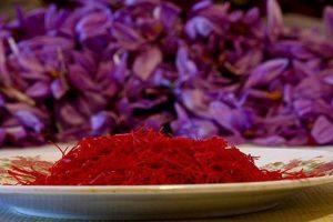 صادرات زعفران فله ای